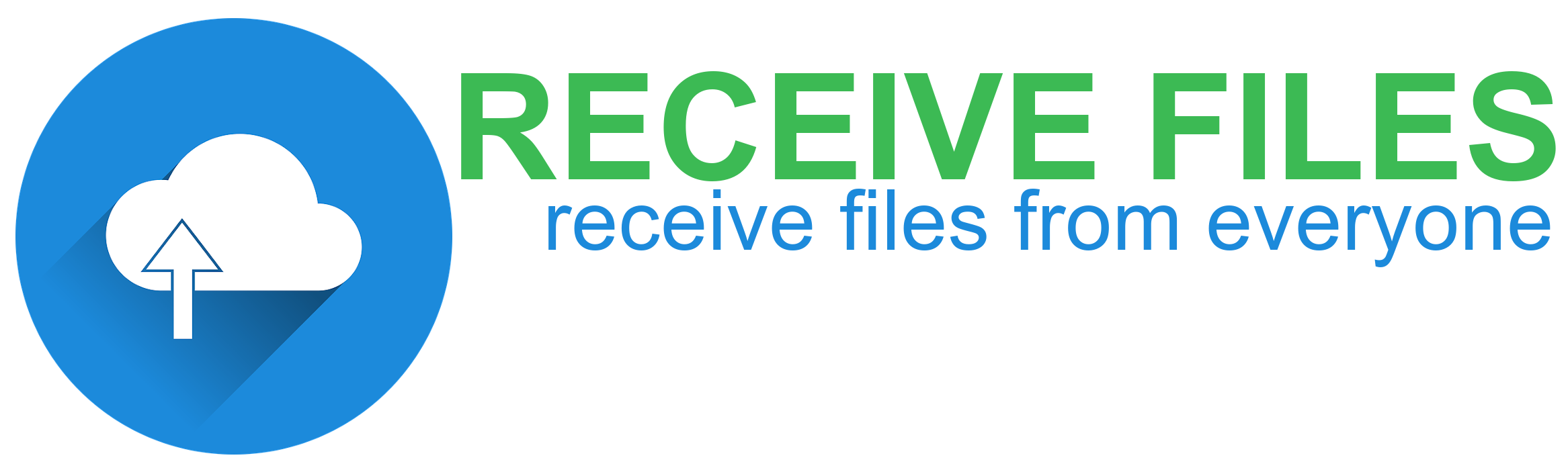 Receive Large Files in your Google Drive or Shared Drives